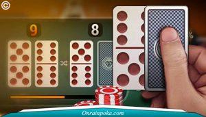tipe kartu domino serta pengelompokannya