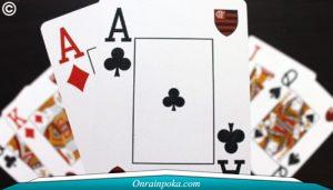 memahami campuran kartu poker paling tinggi sampai rendah