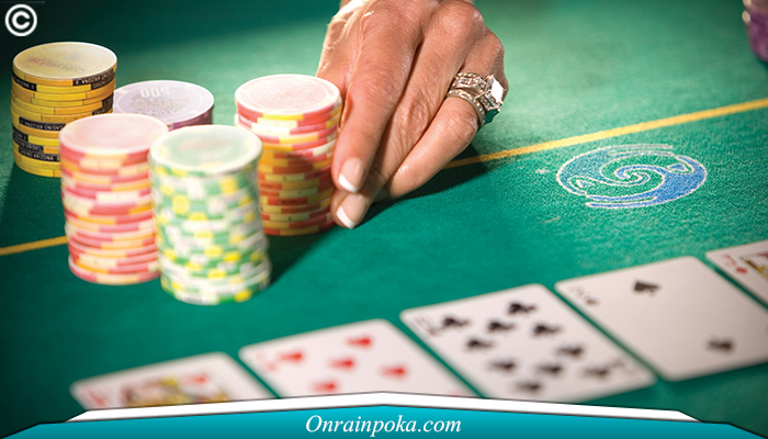 sistem nyaman main poker online